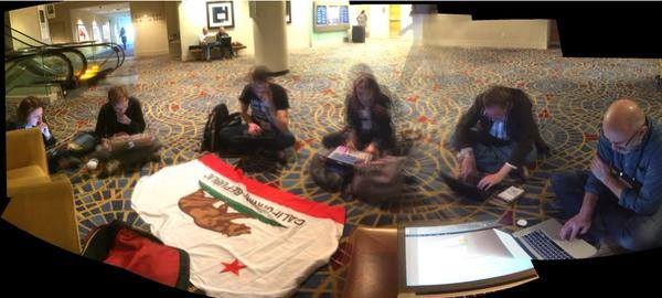 The California Code Rush at NICAR15